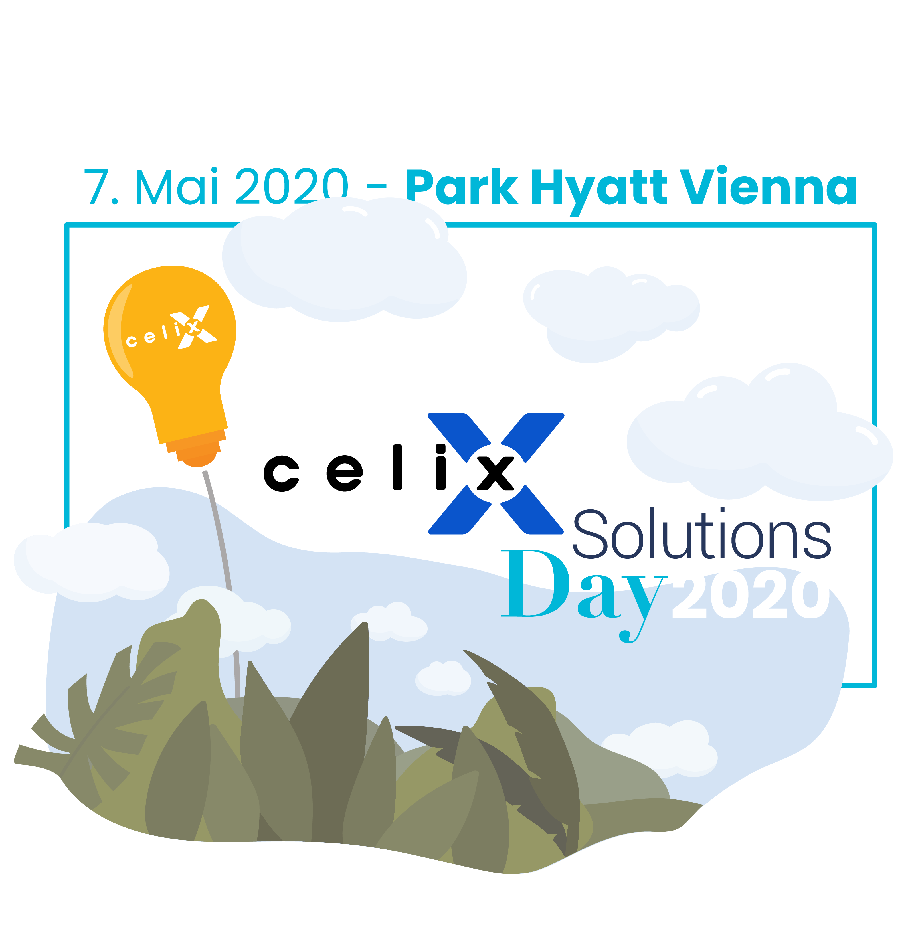 celix Solutions Day 2020 cover